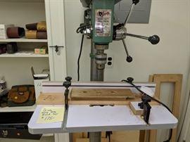 $175  Drill press