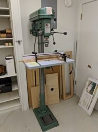 $175  Grizzly drill press