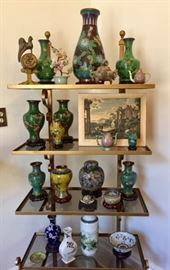 Cloisonné Collection