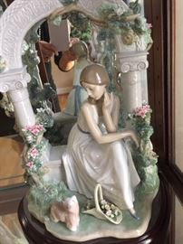Tranquility Lladro