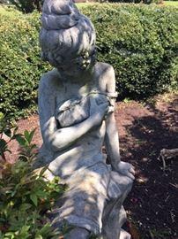Maiden Statuary