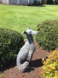 Dog Statuary