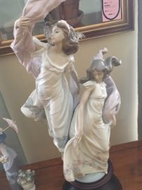Allegory of Liberty Lladro