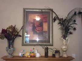 Artwork,  vases