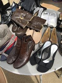 Shoes , boots