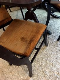 One Of My Faves...I'm A Sucker For A drop Leaf Table!...