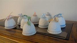 Lladro bells