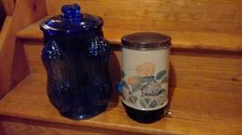 Planters Peanut Jar/ Coffee Dispenser/ Sample of collectibles that are available