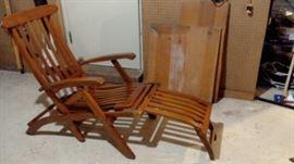 Steamer Deck Chair