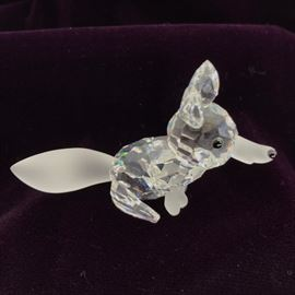 Miniature Swarovski Animals (7)   https://ctbids.com/#!/description/share/45040Miniature
