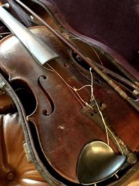 We Even Have Two Violins!...