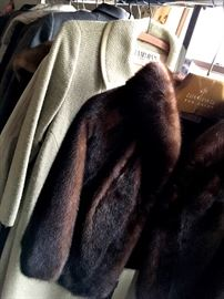 and....The Selection Of Vintage Coats Will Take Your Breath Away...