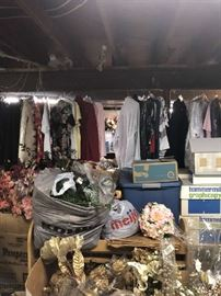 Floral Supplies / Clothing