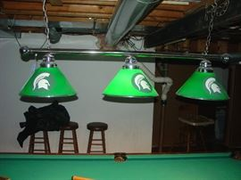 Pool or Bar Lamp