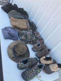 Shoes and Outdoor Clothing