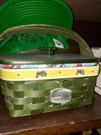 John Deere Longaberger Baskets