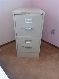 2Drawer File Cabinet