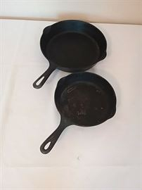 10Inch Griswold Cast Iron Pan