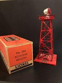 Vintage Lionel Rotating Beacon