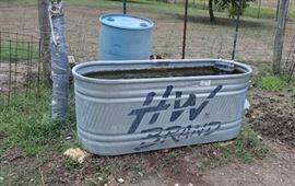 Watering Trough/Tank