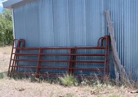 Industrial Gate Panels
