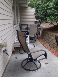 OUTDOOR ROCKER CHAIRS