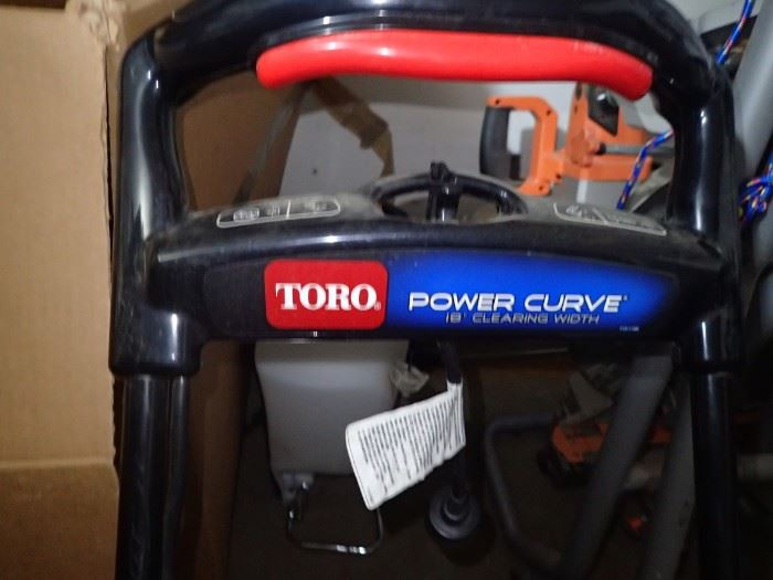 TORO POWER CURVE