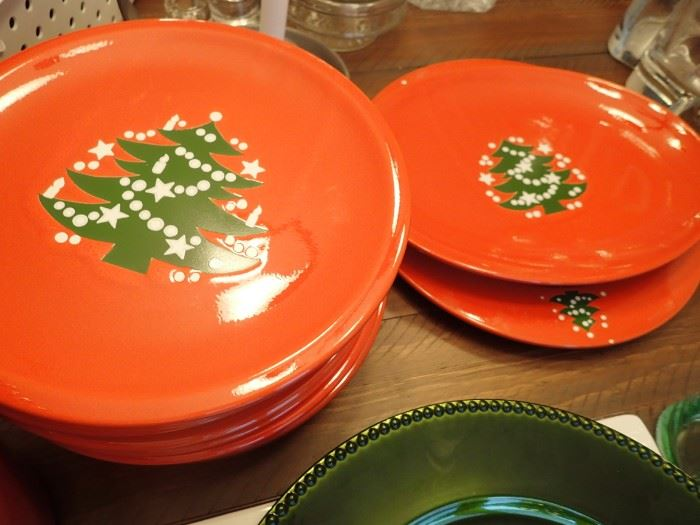 Waechtersbach CHRISTMAS DISHES