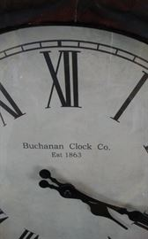 BUCHANAN CLOCK CO