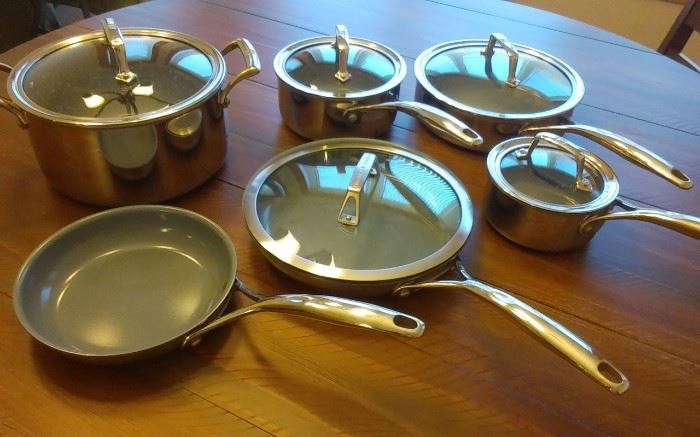 ZWILLING J. A. HENCKELS POTS AND PANS