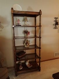 BOOKCASE - HOME DECOR