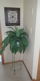 FERN ON STAND