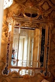Murano Venentian Mirror