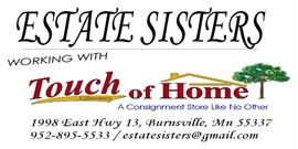 ESTATE SISTERS ,  Is a full Service Professional Estate Sales company.  Estate Sisters  provides turnkey services  for those who need to liquidate their property be it a death of a loved one,   transitioning a loved one,  a divorce, or down sizing / moving  to a new residence.    Estate Sisters takes the  personal approach,  handling personal property with care so that each client will  receive the maximum benefit. Contact us for a Free in home consultation.