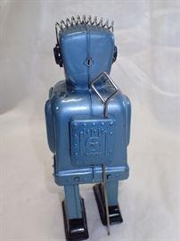 NOMURA JAPAN TIN BATTERY SPACE ROBOT