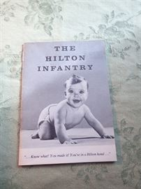 THE HILTON INFANTRY BOOK