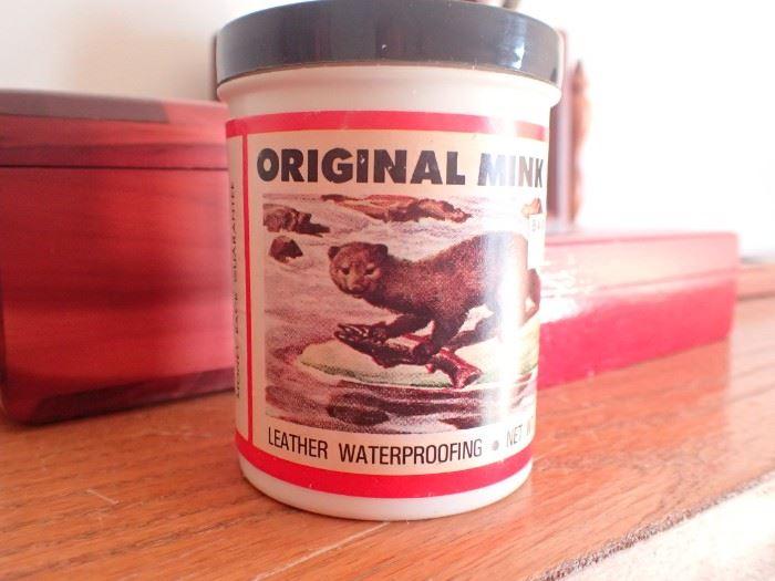 ORIGINAL MINK OIL