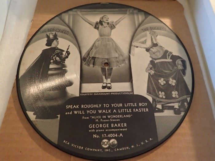 GEORGE BAKER NO 17-4004A -  RCA VICTOR
