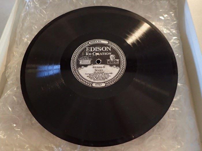 EDISON RE-CREATION 82266-R SEXTET - 5787