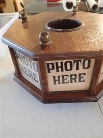 PHOTO HERE / PEN HOLDER