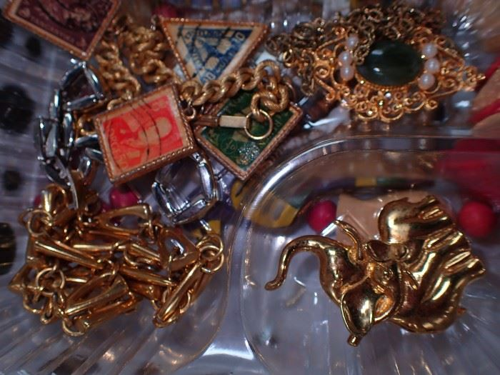 WE HAVE JUST ADDED 100'S PIECES OF JEWELRY
