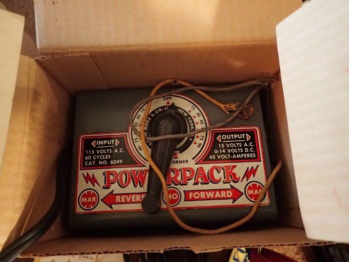POWERPACK IN ORIGINAL BOX