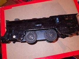 TRAIN ENGINES