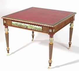 Mackenzie Child's Highland Game Table ~ New with Tags!