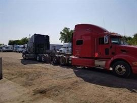 RUSH  2012 PETERBILT BANK REPO