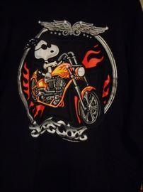Cool Snoopy Tee