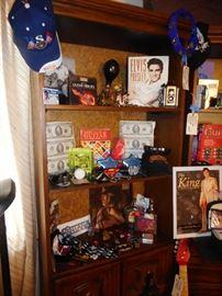 Elvis Books, Vintage Camera, Shades..ALL ROCK STARS NEED SHADES..!