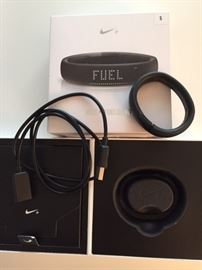Fuel Band ready to track you!