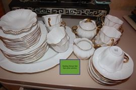 Shelley China Dinnerware - service for 12