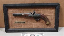 Wall art ( Not real gun ) Flintlock